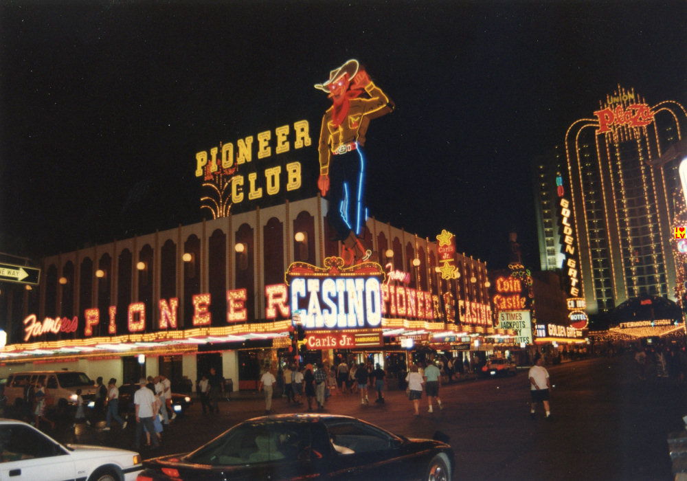 Pioneer Club Downtown Las Vegas